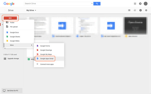 how to create a team drive on gmail