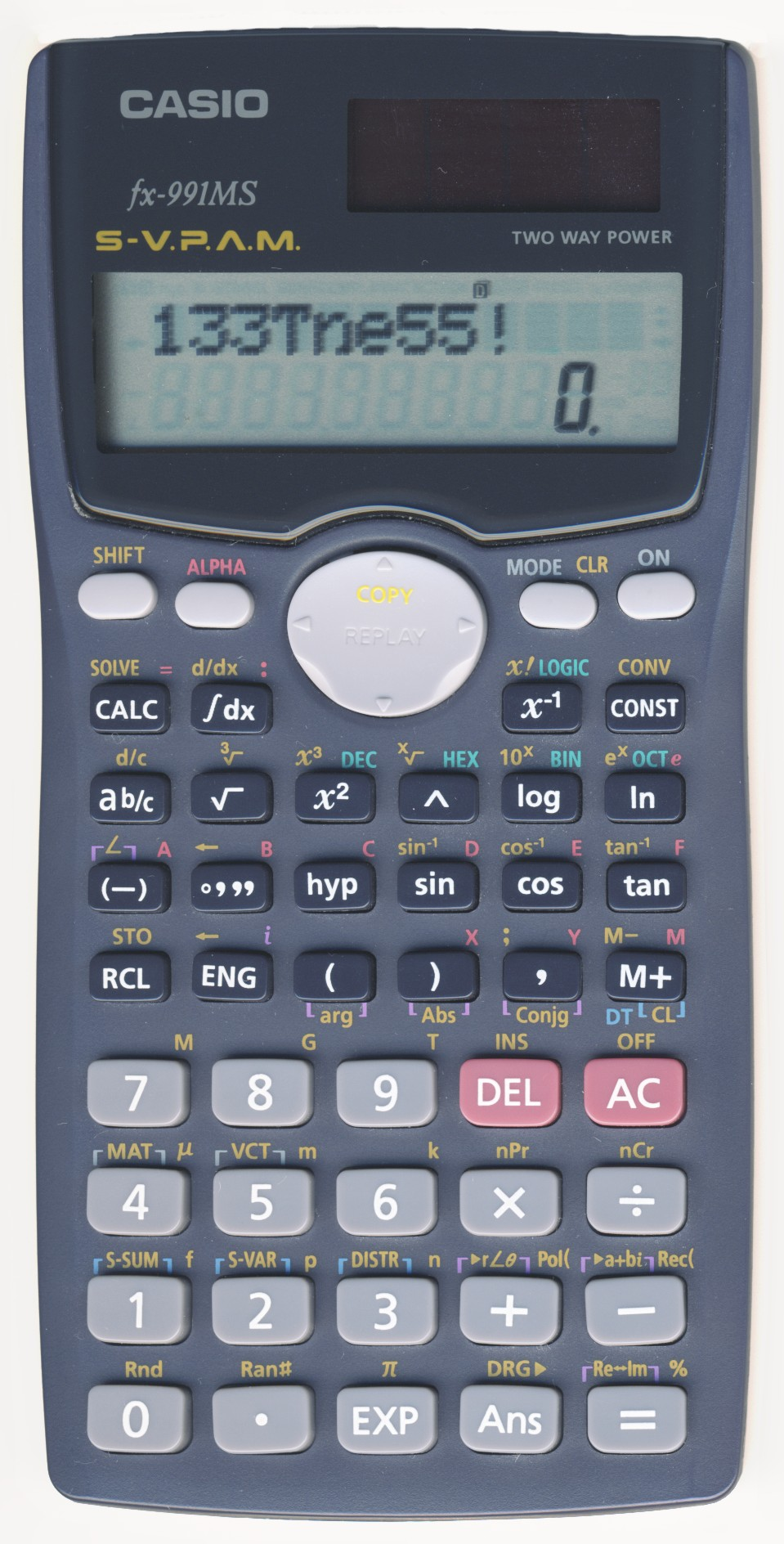 Casio Fx 991ms Tips And Tricks