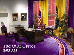 Bug Oval Office