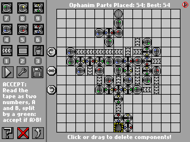 Screenshot: Ophanim