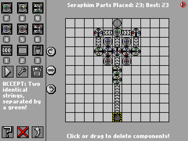 Screenshot: Seraphim